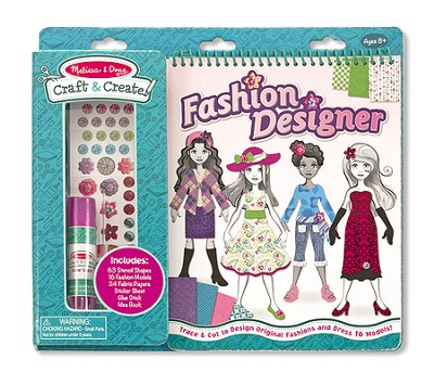 Craft and Create, Fashion Designer  -