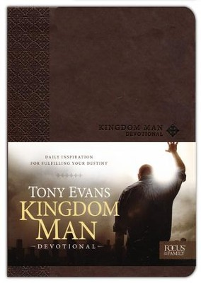 Kingdom Man Devotional  -     By: Tony Evans
