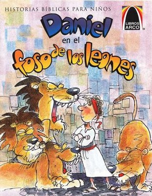 Daniel en el Foso de los Leones  (Daniel and the Roaring Lions)  -     By: Concordia Publishing House