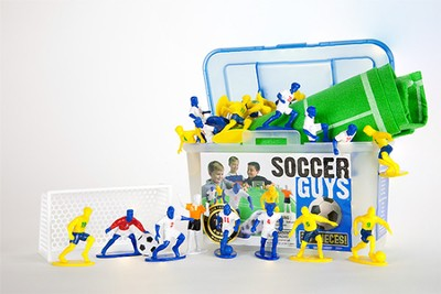 Soccer Guys &#174 Figures Set   -