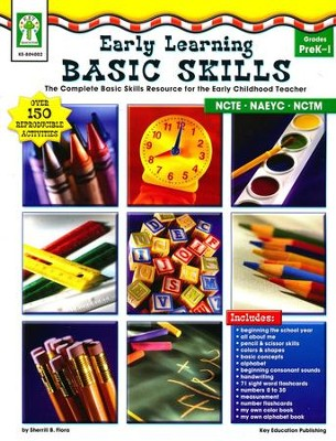 Early Learning Basic Skills (PK-1): The Complete Basic Skills Resource for the Early Childhood Teacher  -     By: Sherrill B. Flora