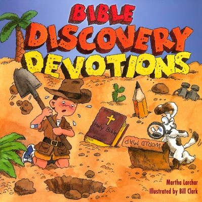 Bible Discovery Devotions   -     By: Martha Larchar