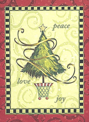 The Christmas Tree, Keepsake Boxed Christmas Card, Box of 20  -