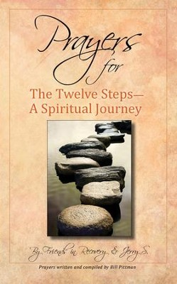 Prayers for the 12 Steps: A Spiritual Journey   -
