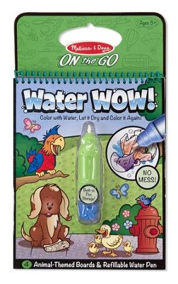 Water Wow! Animals  -