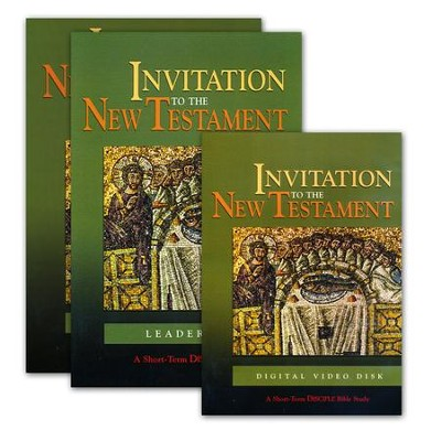 Invitation to the New Testament - Planning Kit  -     By: David A. Desilva