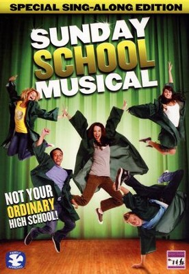 Sunday School Musical, DVD   -