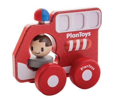 Fire Truck Toy  -