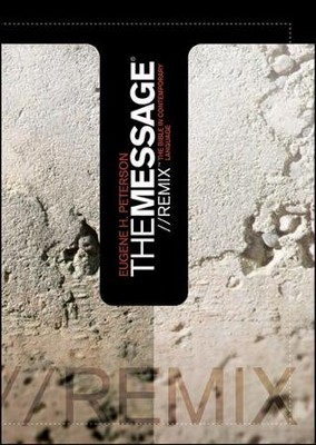 Message REMIX 2.0, Hardcover   -     By: Eugene H. Peterson