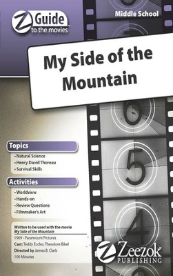 My Side of the Mountain Movie Guide CD   Z-Guide to the Movies  -