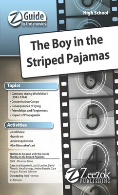 The Boy in the Striped Pajamas Movie Guide CD Z-Guide to the Movies  -