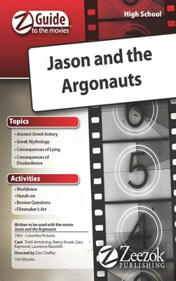 Jason and the Argonauts Movie Guide CD Z-Guide to the Movies  -