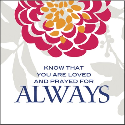 Know That You are Loved Magnet  -
