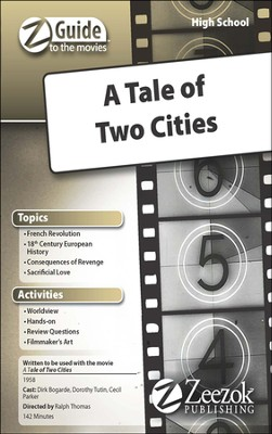 A Tale of Two Cities Movie Guide CD Z-Guide to the Movies  -