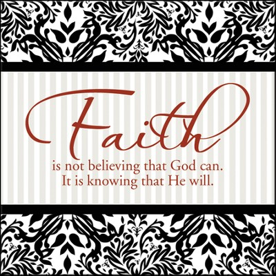 Faith Is Magnet  -