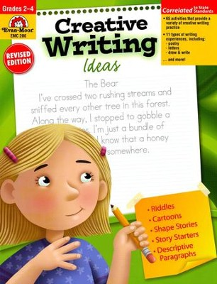Creative Writing Ideas--Grades 2 to 4   -     By: Joy Evans, Jo Ellen Moore