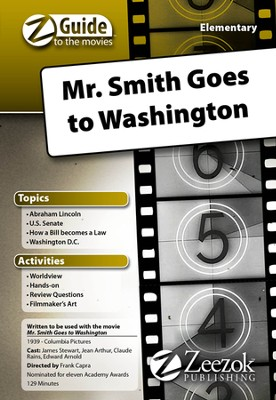 Mr. Smith Goes to Washington, Elementary Movie Guide CD Z-Guide to the Movies  -
