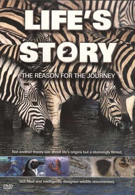 Life's Story 2: The Reason for the Journey, DVD   -