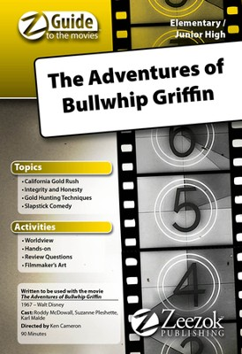 The Adventure of Bullwhip Griffin Movie Guide CD Z-Guide to the Movies  -