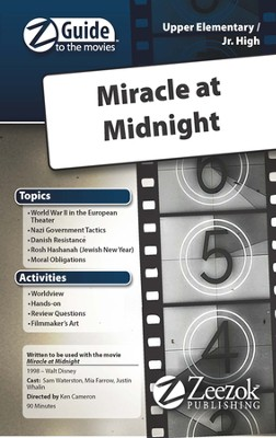 Miracle at Midnight, Movie Guide CD Z-Guide to the Movies  -