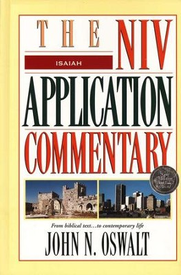 Isaiah: NIV Application Commentary [NIVAC]   -     By: John N. Oswalt