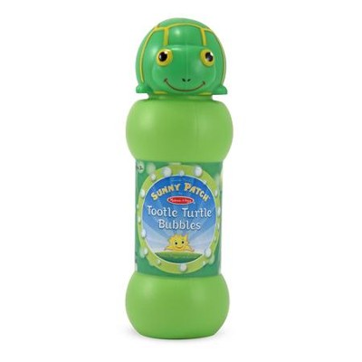 Tootle Turtle Bubbles  -