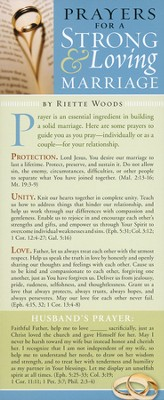 Prayers for a Strong And Loving Marriage Prayer Card, Pack of 50  -