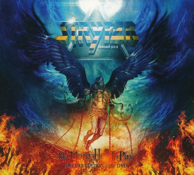 No More Hell to Pay, Deluxe Edition--CD/DVD   -     By: Stryper