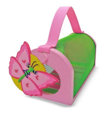 Bella Butterfly Bug House  -