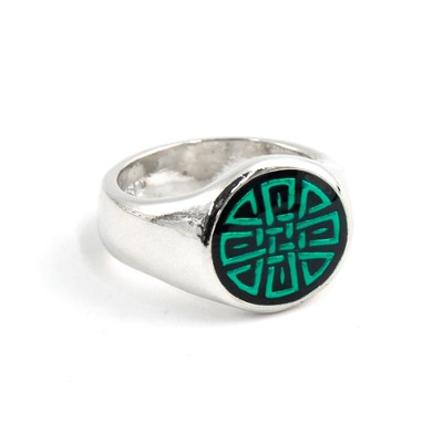 Purity Celtic Ring, Size 9  -