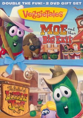 Moe And The Big Exit/Ballad of Little Joe, Double Feature DVD   -