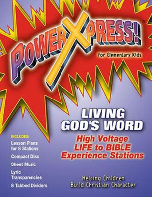 PowerXpress - Living God's Word Anger Management Unit: David and Abigail  -