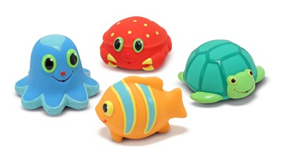 Seaside Sidekicks Squirters Water Toys  -