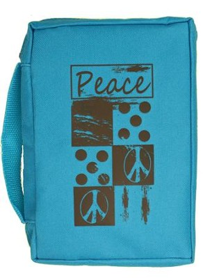 Peace Bible Cover  -