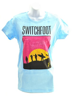 Switchfoot Women's T-Shirt (Large)   -