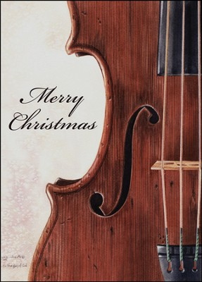 Cello Deluxe Box Christmas Cards, Box of 20  -