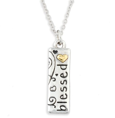 Her Children Arise and Call Her Blessed Necklace  -