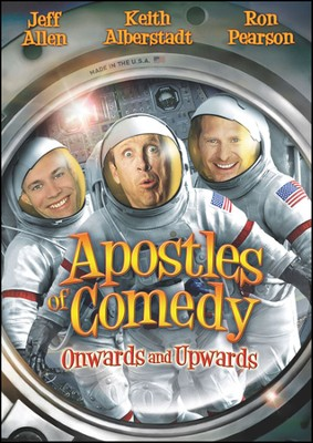 Apostles of Comedy: Onwards and Upwards, DVD   -     By: Jeff Allen, Keith Alberstadt, Ron Pearson