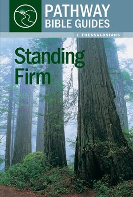 Standing Firm (1 Thessalonians)  -     By: Simon Roberts
