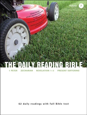 The Daily Reading Bible (Volume #7)  -