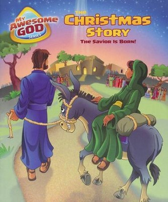 The Christmas Story Pack of 10   -