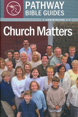 Church Matters (1 Corinthians 1-7)  -     By: Bryson Smith