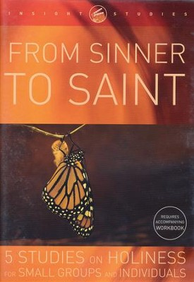 From Sinner To Saint--DVD  -     By: Simon Roberts, John Chapman