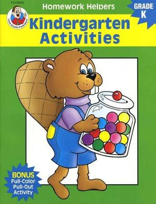 Kindergarten Activities (K) Homework Helper  -