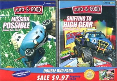 Mission Possible/Shifting to High Gear 2-Pack   -