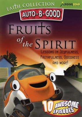 Fruits of the Spirit   -