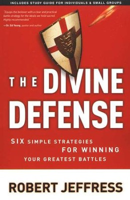 The Divine Defense  -     By: Robert Jeffress