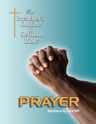 What the Bible Says About Prayer - NIV   -