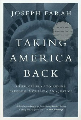 Taking America Back  -     By: Joseph Farah