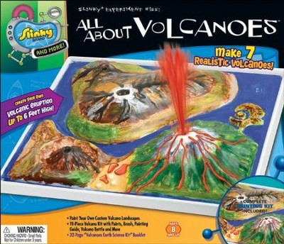 All About Volcanoes   -